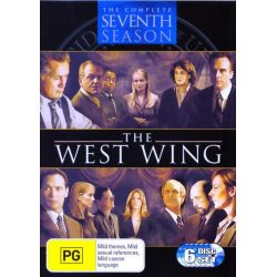 The West Wing on DVD.