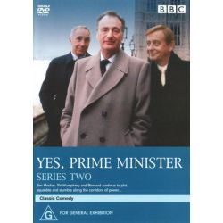 Yes Prime Minister on DVD.