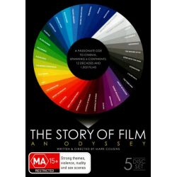 The Story of Film on DVD.