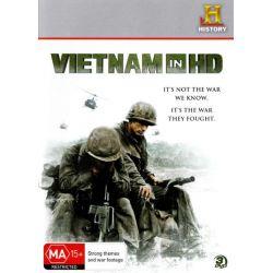 Vietnam War In HD (Lost Films) on DVD.