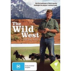 The Wild West with Ray Mears on DVD.