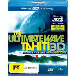Ultimate Wave on DVD.