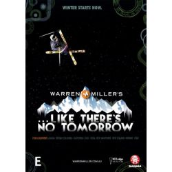 Warren Miller's ...Like There's No Tomorrow on DVD.