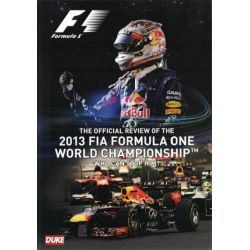 The Official Review of the 2013 FIA Formula One World Championship - Who Can Stop Him? on DVD.