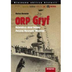 ORP Gryf - Mariusz Borowiak
