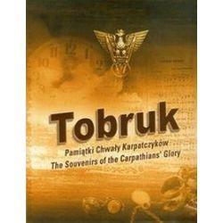 Tobruk Pamiątki Chwały Karpatczyków - Tadeusz Krząstek