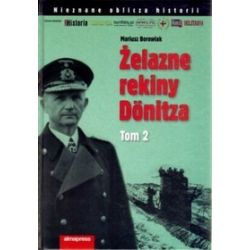 Żelazne rekiny Donitza - tom 2 - Mariusz Borowiak