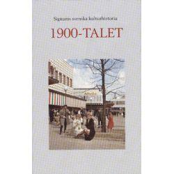 Signums svenska kulturhistoria. 1900-talet - Viveka Adelswärd, Martin Alm, Åsa Bergenheim, Henrik Björck, Jakob Christensson - Bok (9789187896989)