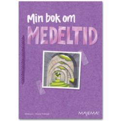 Min bok om medeltid - Annika Mårtensson, Katarina Neiman - Bok (9789185875924)