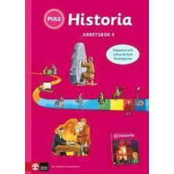 PULS Historia 4-6 Tredje upplagan Arbetsbok 4 - Per Lindberg, Göran Körner - Bok (9789127435971)
