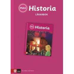 PULS Historia 4-6 Tredje upplagan Lärarbok - Göran Körner, Per Lindberg - Bok (9789127424463)