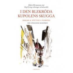 I den blekröda kupolens skugga : dagar & nätter i Florens - Robert Hermansson - Bok (9789173314428)