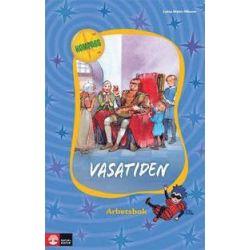 Kompass Historia Vasatiden - Kung Gustavs land Arbetsbok - Lotta Malm Nilsson - Bok (9789127413412)