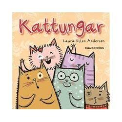 Kattungar - Laura Ellen Anderson - Bok (9789132162954)