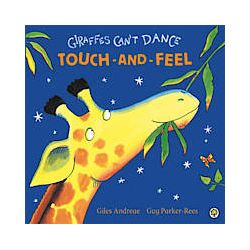 Giraffes Can't Dance - Giles Andreae - Bok (9781408330043)