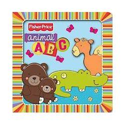 Fisher-Price Animal Abc - Fisher-Price - Bok (9781849587136)