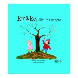 Kråke, Elsa och nappen - Marie Bosson Rydell - Bok (9789175770703)