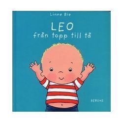 Leo från topp till tå - Linne Bie - Bok (9789150215922)
