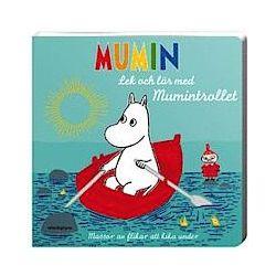 Lek och lär med Mumintrollet - Tove Jansson - Bok (9789129691986)
