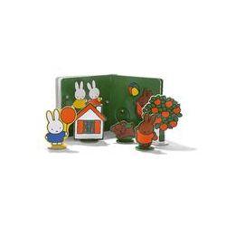 Miffys hus : lek- och pusselbok - Dick Bruna - Bok (9789174690200)