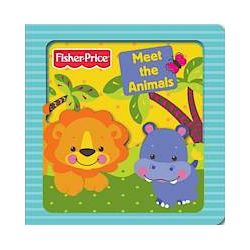 Fisher-Price Meet the Animals - Fisher-Price - Bok (9781849587129)