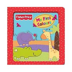 Fisher-Price My First Colours - Fisher-Price - Bok (9781849587105)