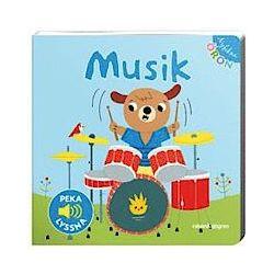 Nyfikna öron - Musik : Peka - Lyssna - Marion Billet - Bok (9789129689693)