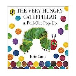 The Very Hungry Caterpillar: a Pull-out Pop-up - Eric Carle - Bok (9780141352220)
