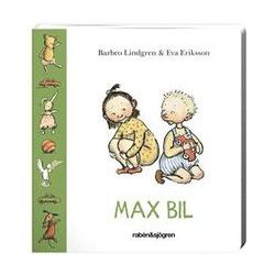 Max bil - Barbro Lindgren - Bok (9789129693409)