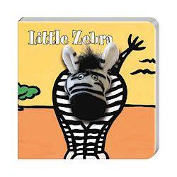 Little Zebra - Klaartje Van Der Put - Bok (9781452112527)