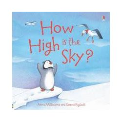 How High is the Sky? - Anna Milbourne - Bok (9781409583202)