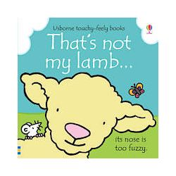 That's Not My Lamb... - Fiona Watt - Bok (9781409562467)