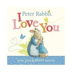 Peter Rabbit: I Love You - Beatrix Potter - Bok (9780723286400)