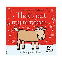 That's Not My Reindeer - Fiona Watt - Bok (9781409556046)