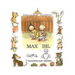 Max Bil : barnbok med tecken för hörande barn - Barbro Lindgren - Bok (9789197402750)