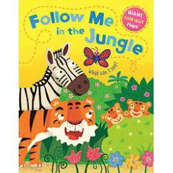 Follow Me in the Jungle - Bok (9781848572560)