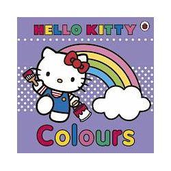Hello Kitty: Colours Board Book - Bok (9781409312185)