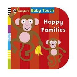 Baby Touch: Happy Families - Bok (9780723281238)