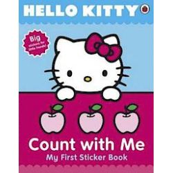 Hello Kitty Count with Me Sticker Book - Bok (9780723271574)