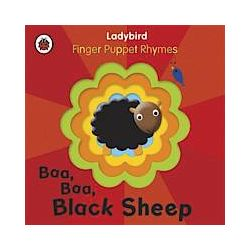 Baa, Baa, Black Sheep: A Ladybird Finger Puppet Book - Bok (9780723278399)