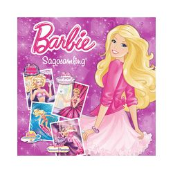 Barbie : sagosamling - Bok (9789187753190)