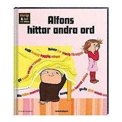 Alfons hittar andra ord - Ylva Blomqvist - Bok (9789129688658)