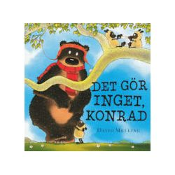 Det gör inget Konrad - David Melling - Bok (9789179995980)