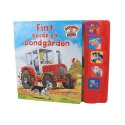 Bonden Blom : fint besök på bondgården - Steve Smallman - Bok (9789187161148)