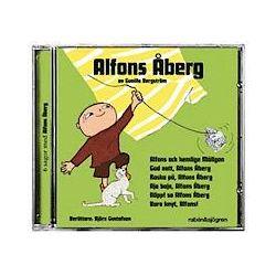 Alfons Åberg (grön) - 6 sagor med Alfons Åberg - Gunilla Bergström - Ljudbok (9789129684872)