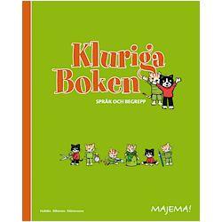 Kluriga Boken - språk och begrepp - Weronica Halldén, Marianne Billström, Annika Mårtensson - Bok (9789187011009)