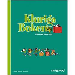 Kluriga Boken - matte och begrepp - Weronica Halldén, Marianne Billström, Annika Mårtensson - Bok (9789187011023)