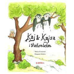 Kaj och Kajsa i vattenleken - Mattias Kronstrand - Bok (9789163352683)