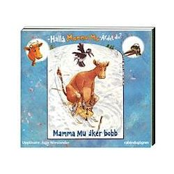 Hallå, Mamma Mu, är det du? : Mamma Mu åker bobb - Jujja Wieslander - Ljudbok (9789129675641)