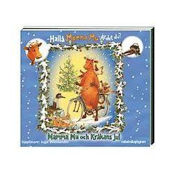Hallå, Mamma Mu, är det du? : Mamma Mu och Kråkans jul - Jujja Wieslander - Ljudbok (9789129675658)